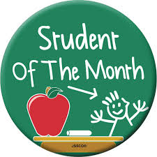 Students of the Month- November