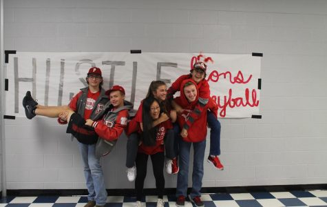 Red Out Day