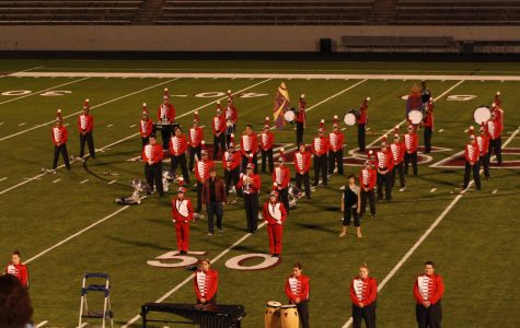 District Marching Contest 10/25