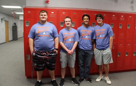 Ponder Competes in Calculus Bowl