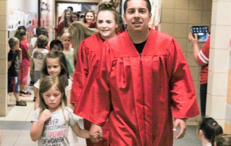 Senior/Kindergarten Walk