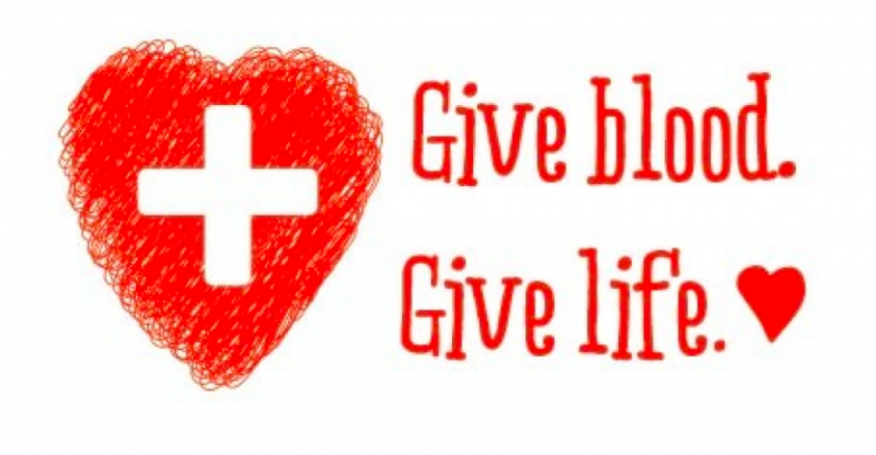 Spring Blood Drive- Be a Hero!