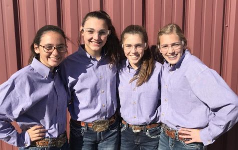 FFA Participants Advance to State in Greenhand Skills