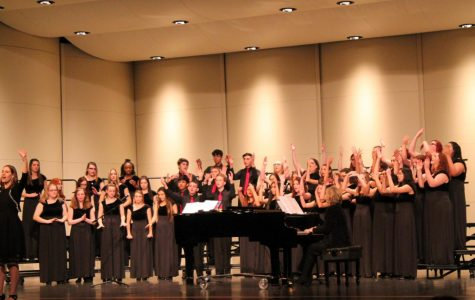 Ponder Choirs Wow with Winter Concert