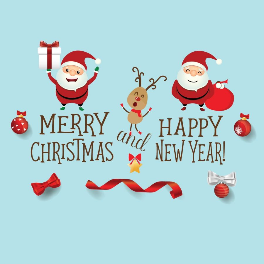 Merry Christmas and Happy New Year! – The Roar