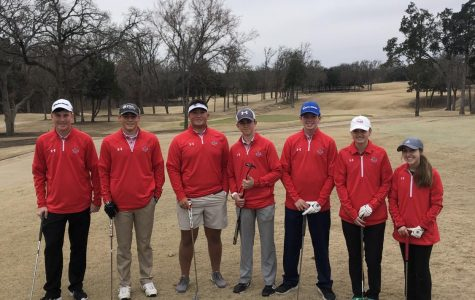 PHS Golf is Sitting Pretty for District!
