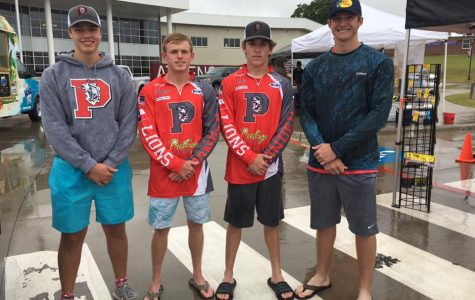 Bass Team Competes at State