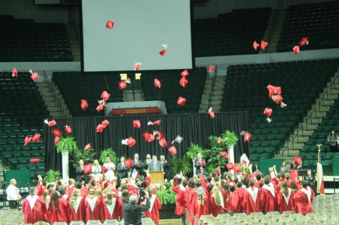Avengers, Purpose, and Seniors…Baccalaureate 2019