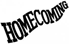 Homecoming Time is Here