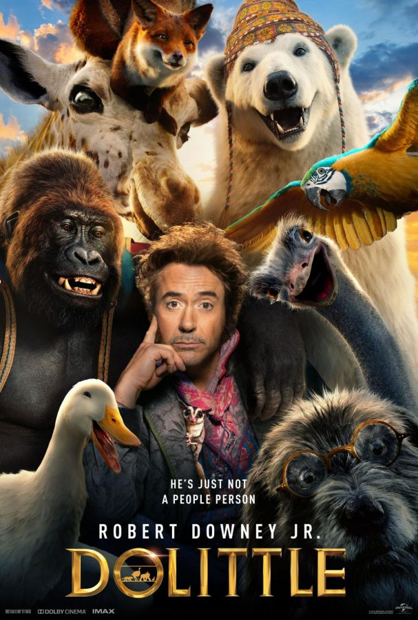 Dolittle+Movie+Review