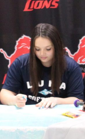 Baylie Baumann Becomes a  Lady Rough Rider