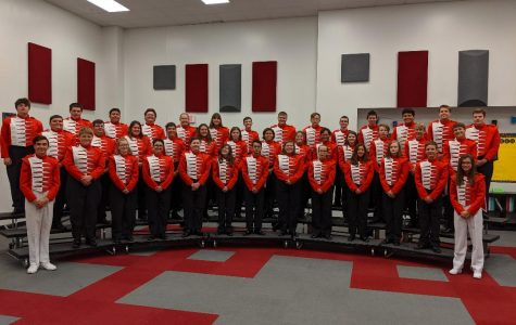 Band Makes History With Sight Reading