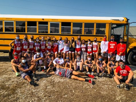 PHS Lions and Lady Lions Run at Pilot Point