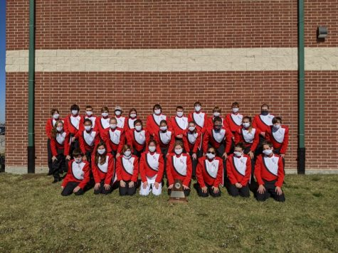 Ponder Lion Band Advances to Area