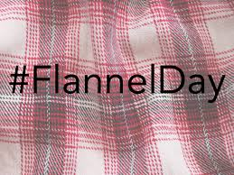 Flannel Day is a Big Hit