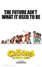 Movie: The Croods: A New Age
