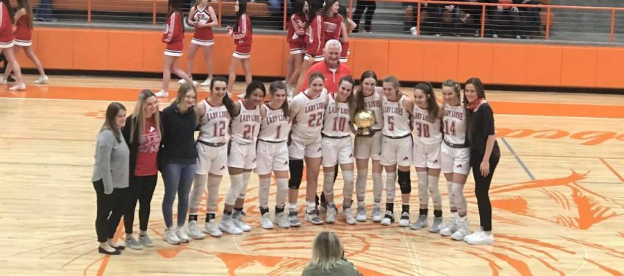 Lady Lions Roll On to Regional Semifinals