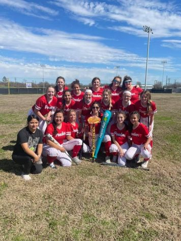 Softball Earns All District Awards