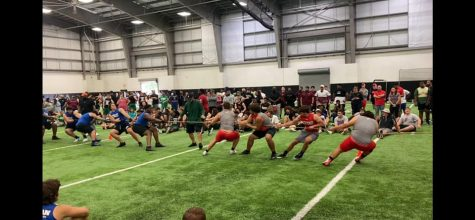 Lineman Take Third Place in Challenge