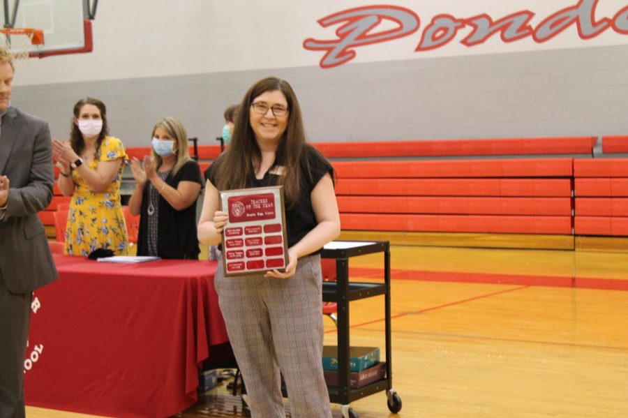 PHS Students Shine at Academic Awards, Glisson is Teacher of the Year