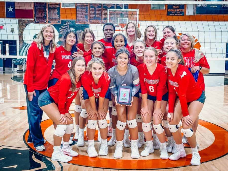 Lady Lions Finish Out Tournament at Nocona