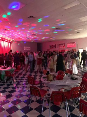 Bring on the Night with a Special Homecoming Dance