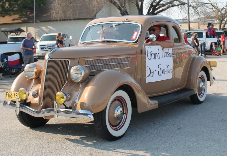 New Traditions- A Homecoming Parade Plus Much More