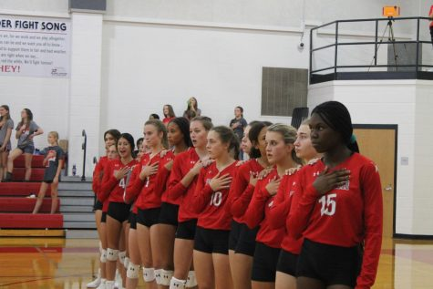 Ponder Volleyball Swings Back Against S&S