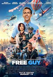 Free Guy: A Movie Review